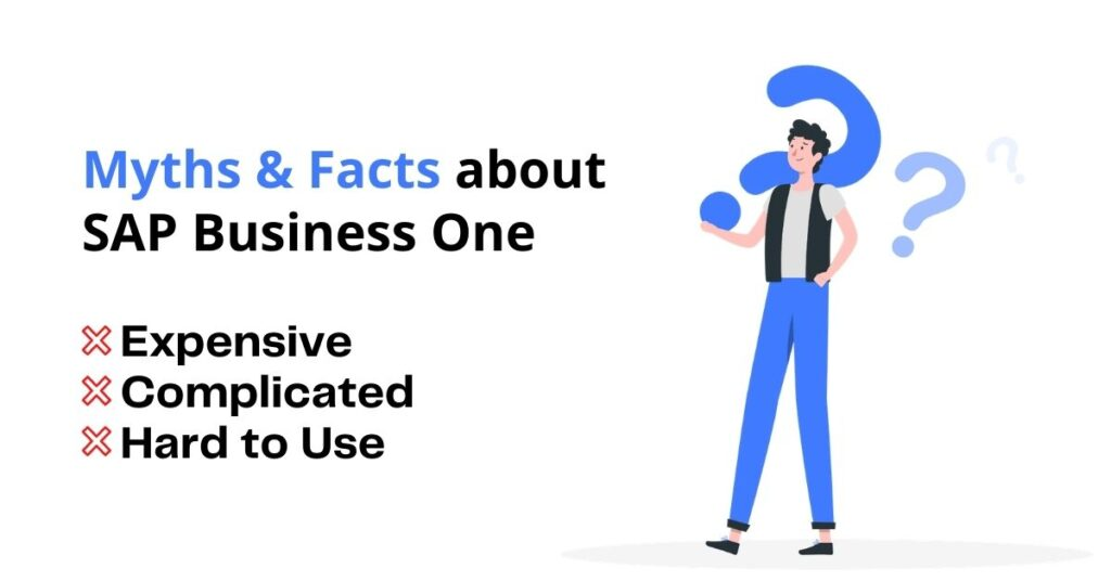 myths about sap